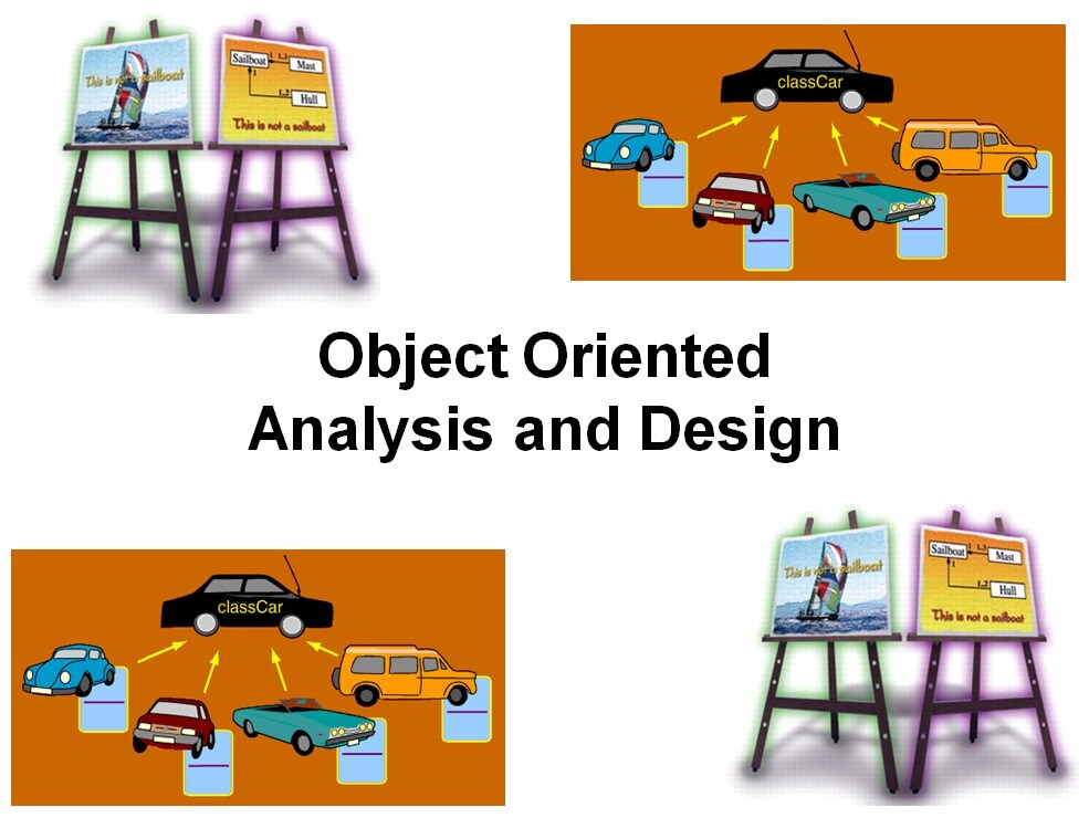 Cursus Object Oriented Analysis en Design