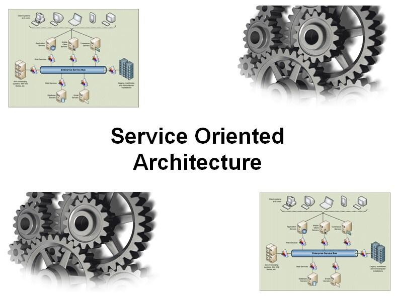 Cursus Service Oriented Architecture