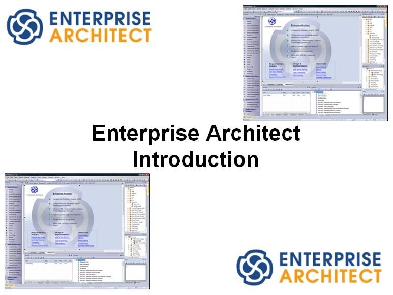 Course Sparx Systems Enterprise Architect
