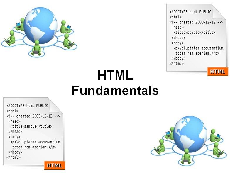 Cursus HTML Fundamentals