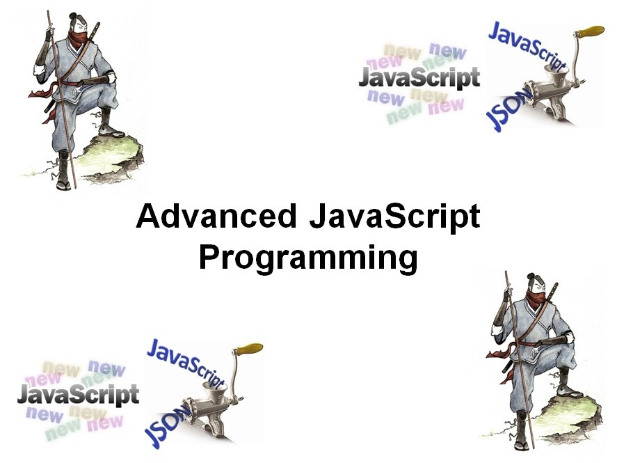 Course Advanced JavaScript Programming