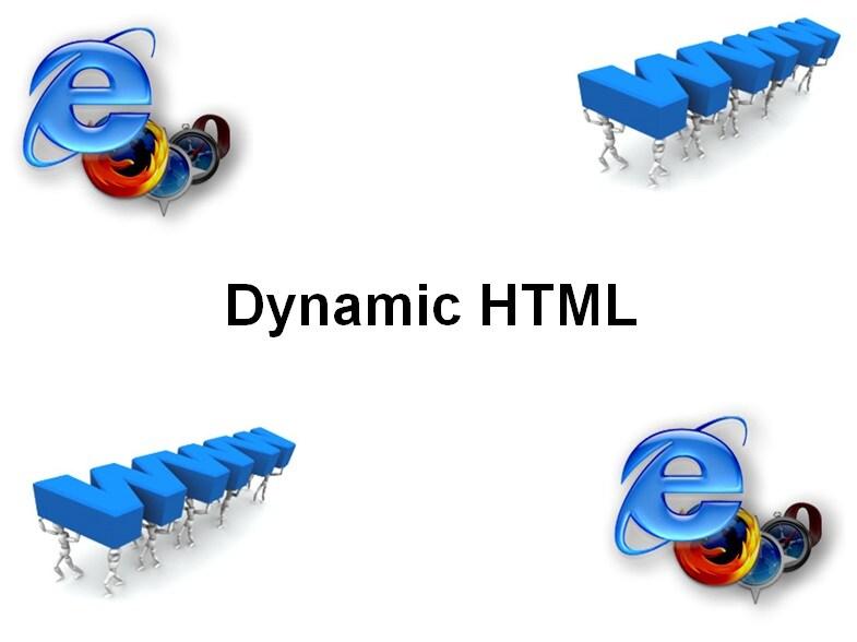 Cursus Dynamic HTML