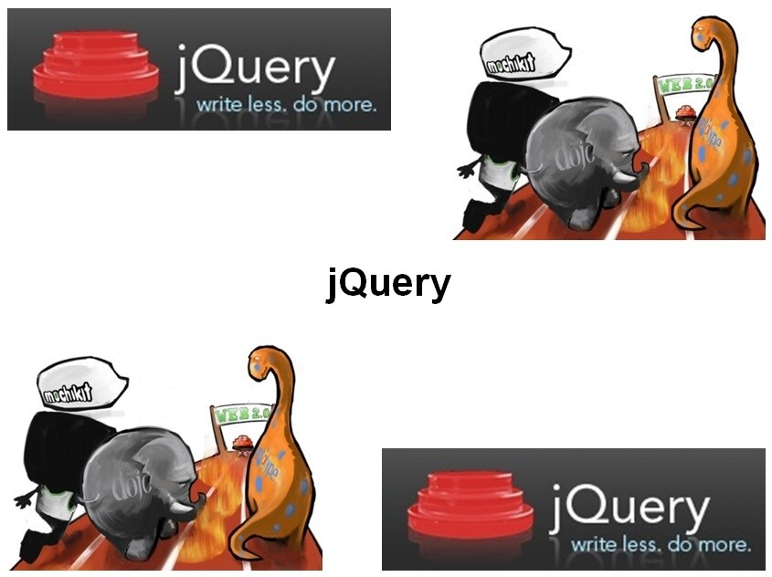 Cursus jQuery