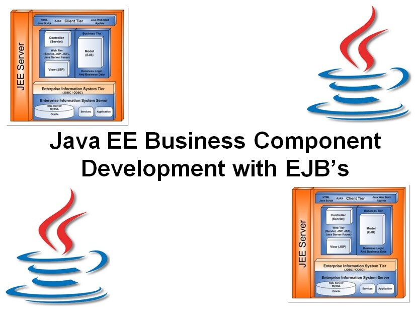 Cursus Java EE EJB Business Component Development
