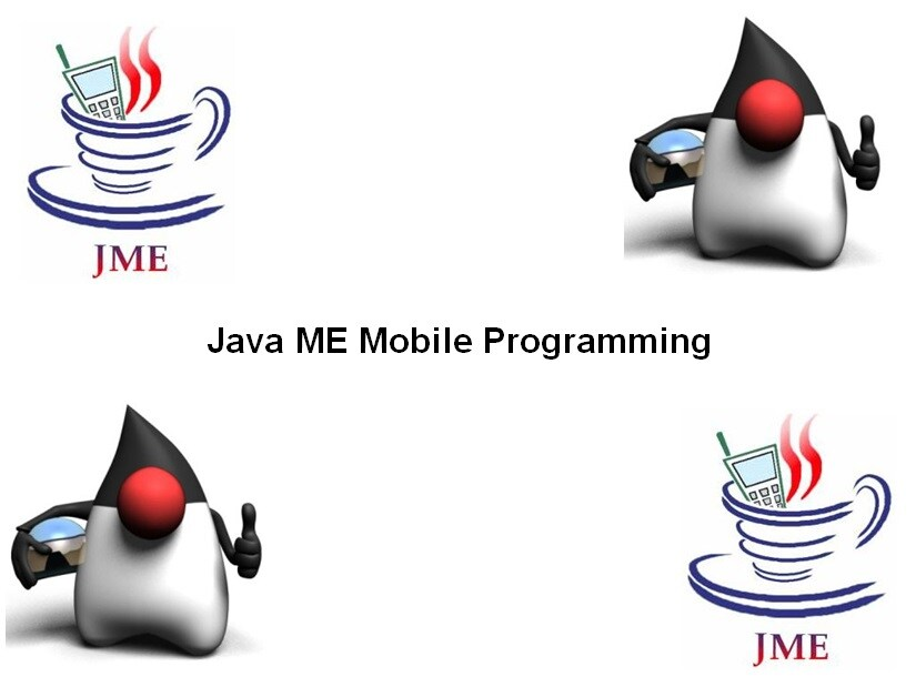 Cursus Java ME Mobile Programmeren