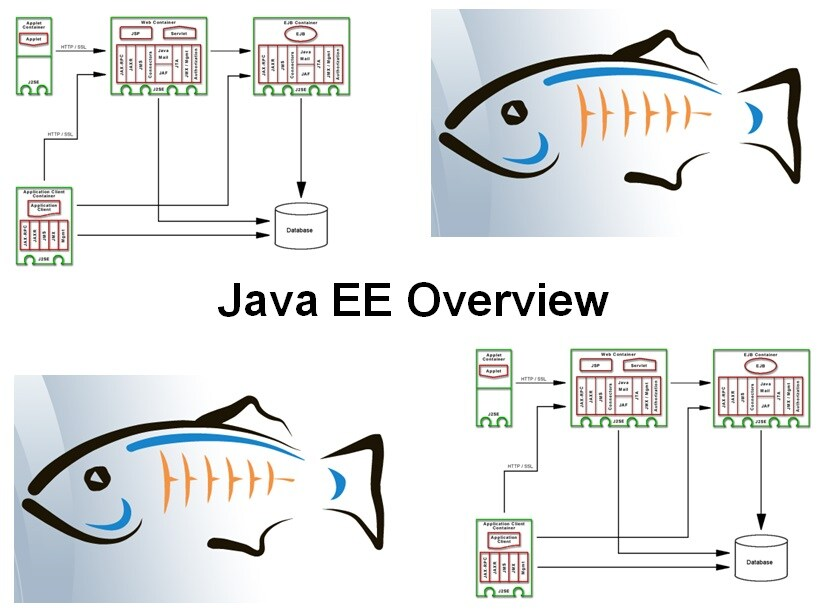 Cursus Java EE Overview