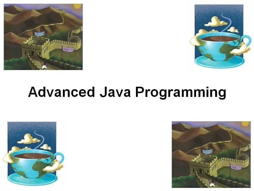 Cursus Advanced Java Programmeren