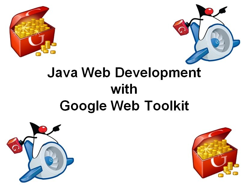 Cursus Java Web Development Google Web Toolkit