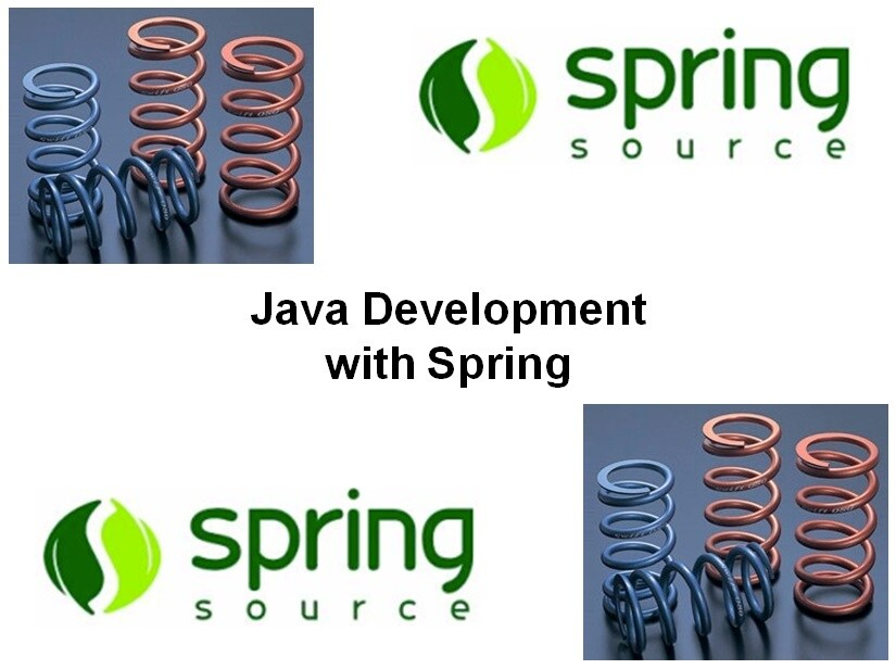 Course Java Development Spring