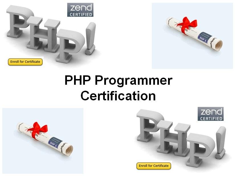 Cursus PHP Programmer Certification