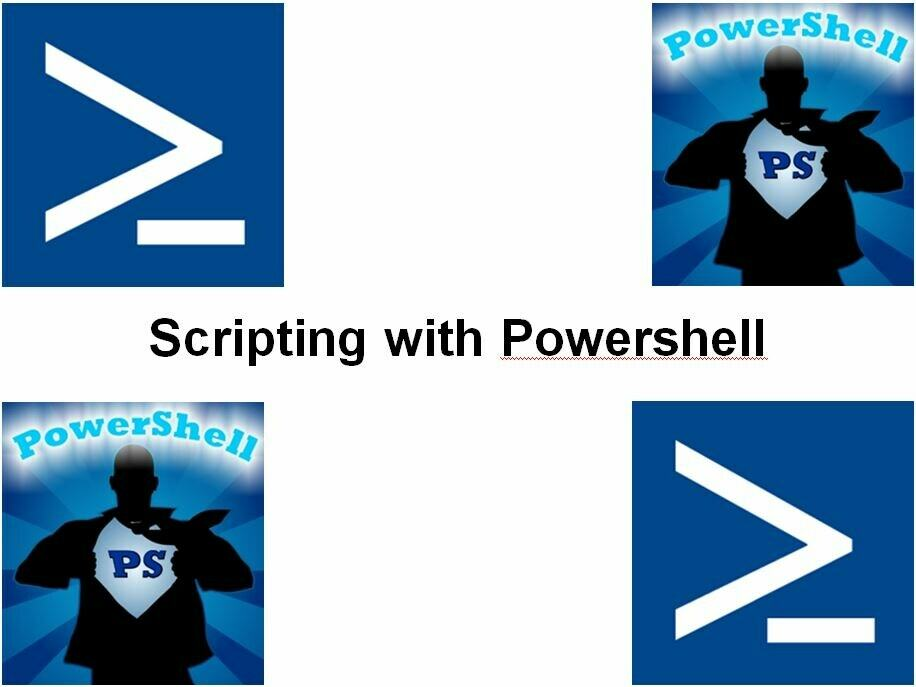 Scripting-with-PowerShell
