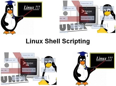 Course Linux Shell Scripting
