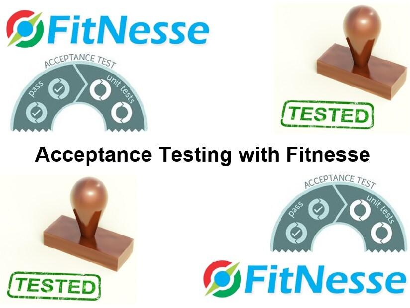 Cursus Fitnesse