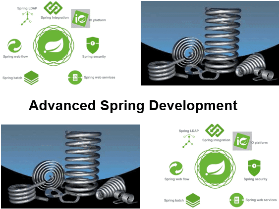 Cursus Advanced Spring Development