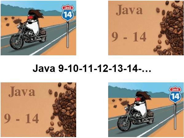 Course Java 9-10-11-12-13-14-...