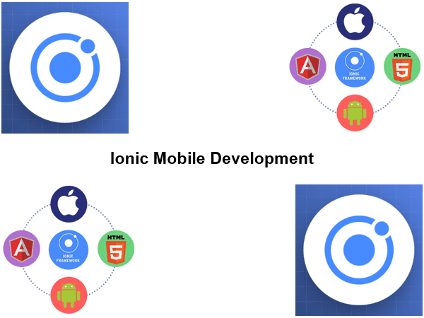 Cursus Ionic Mobile Development