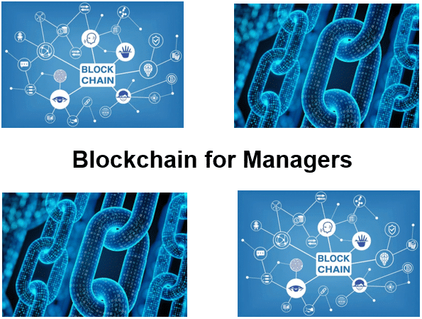 Course Blockchain for Managers