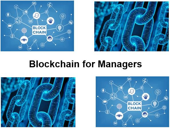 Cursus Blockchain voor Managers